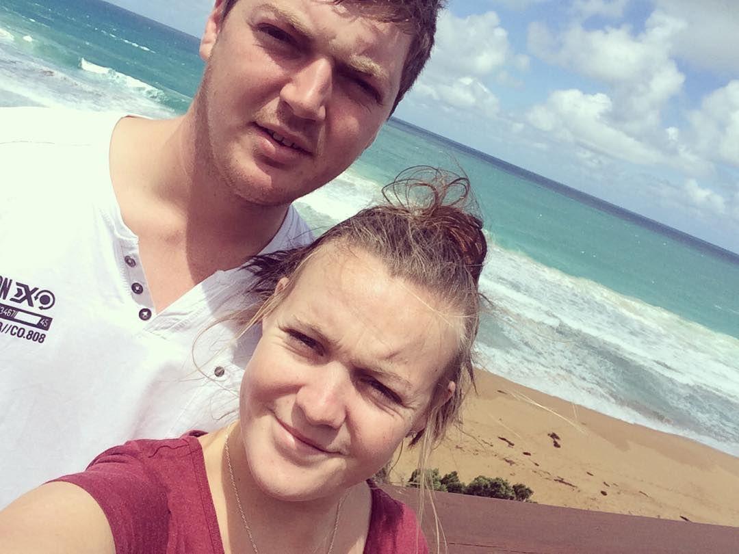 #beach #boyfriend #hot #waves #sea #ocean #warrnambool #alister #logansbeach #whales #whalenursery #smile #happy #serenity #beautiful by kimmorrison96