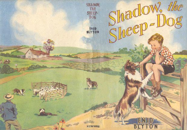Shadow, the Sheep-Dog by Enid Blyton