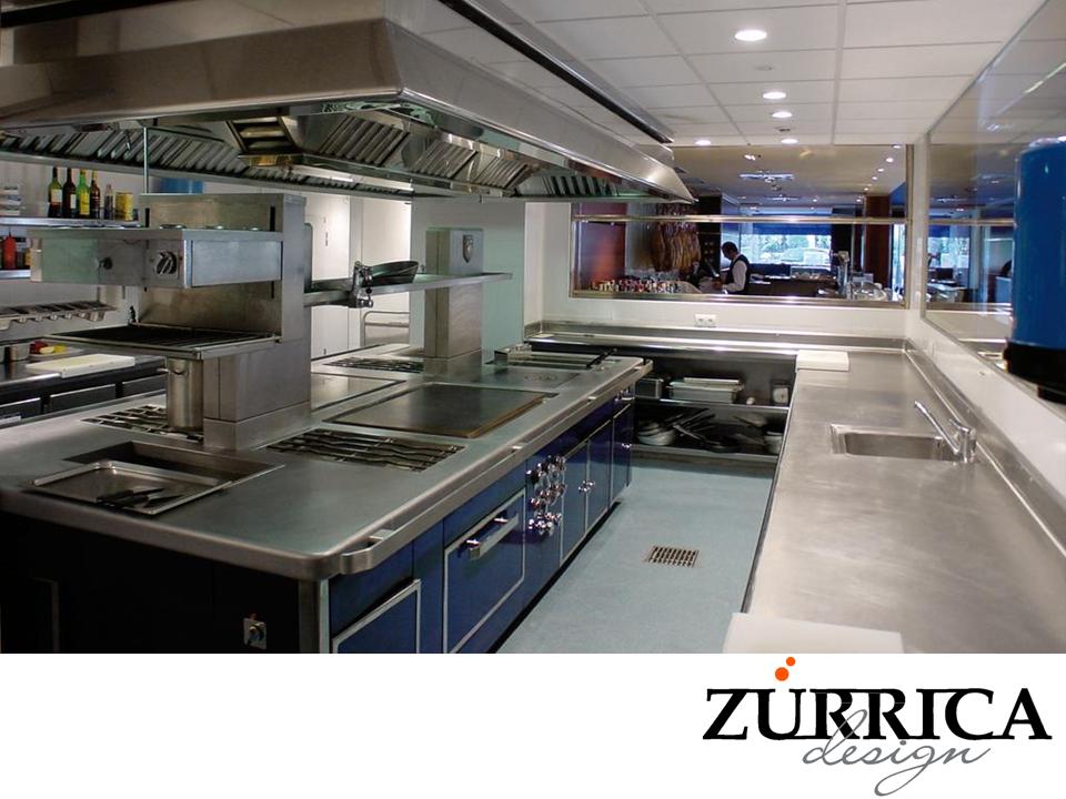 Las Mejores Cocinas Industriales Los Restaurantes Hoteles