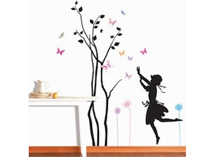 Ambiance Wall Stickers 25 to spend on beautiful wall stickers from ambiance-live for just