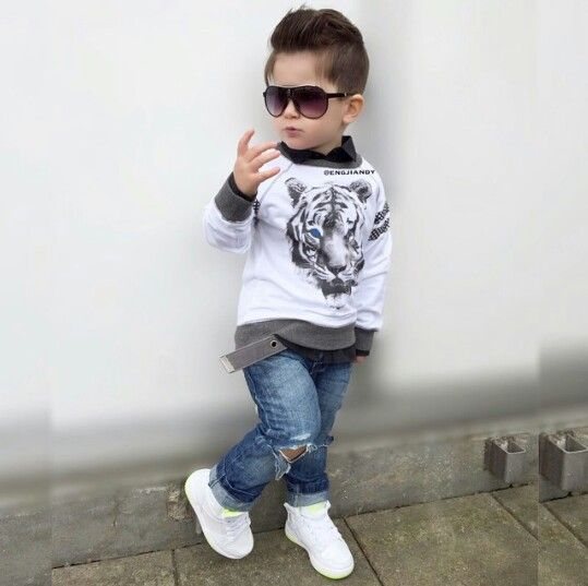 Most Stylish Kid in the World