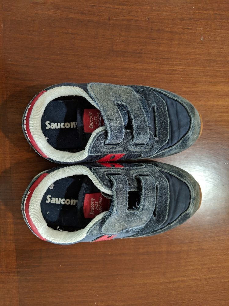 Toddler Saucony Toddler Sneaker Size 8