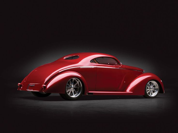 Visit The MACHINE Shop Café… ❤ Best of Hot Rod @ MACHINE ❤ ('37 Ford Coup…