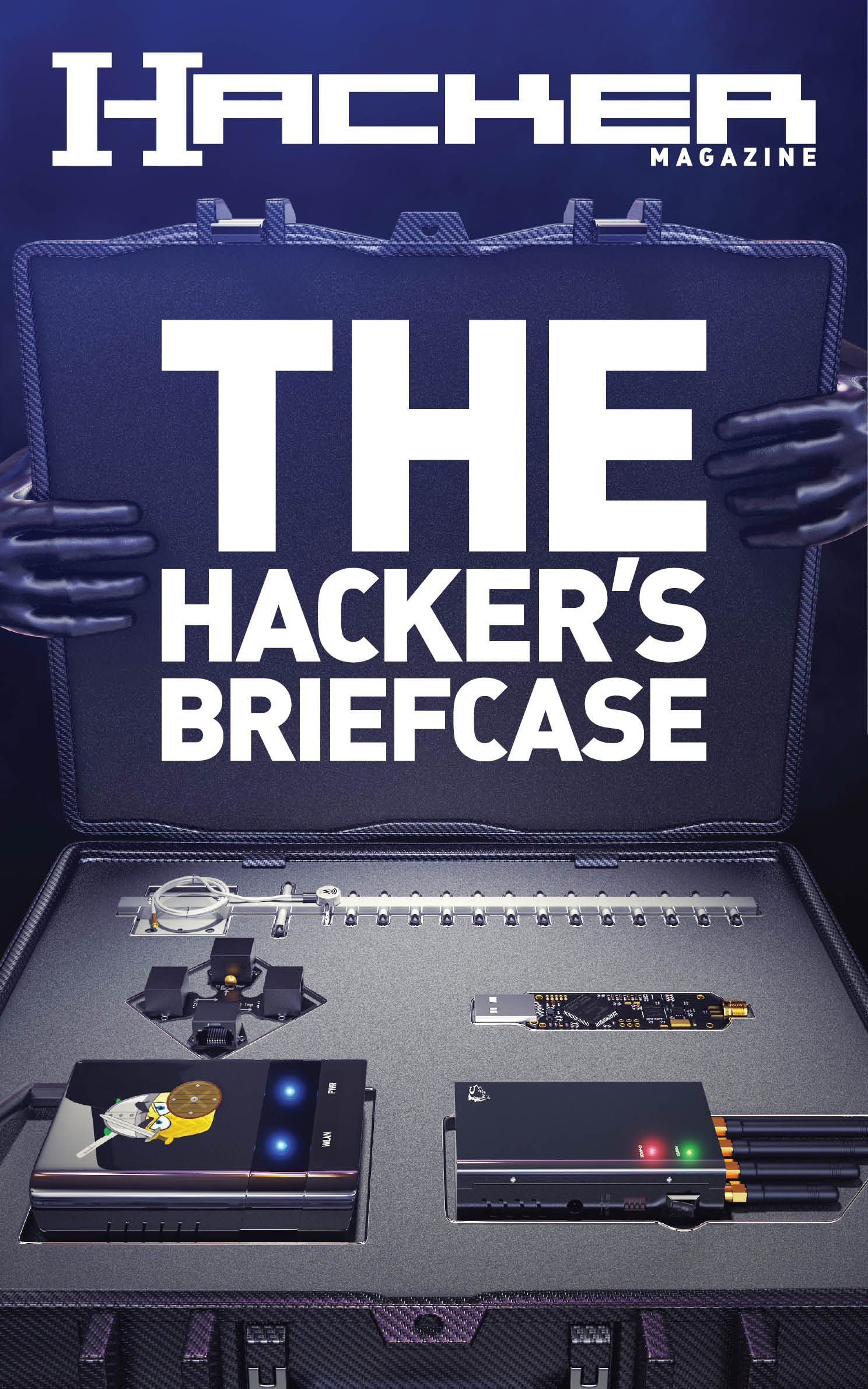 The Hacker's Briefcase (Hacker Magazine Book 1):Amazon ... - photo#22