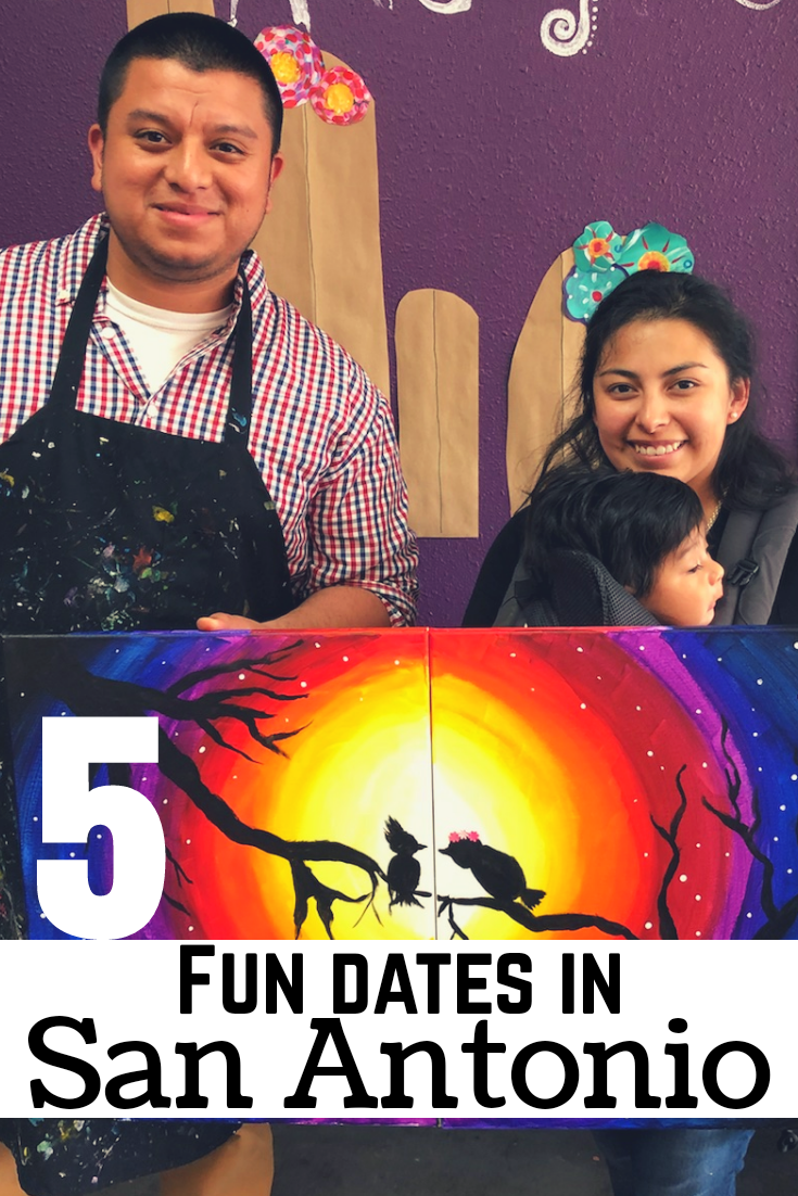 Fun date ideas san antonio