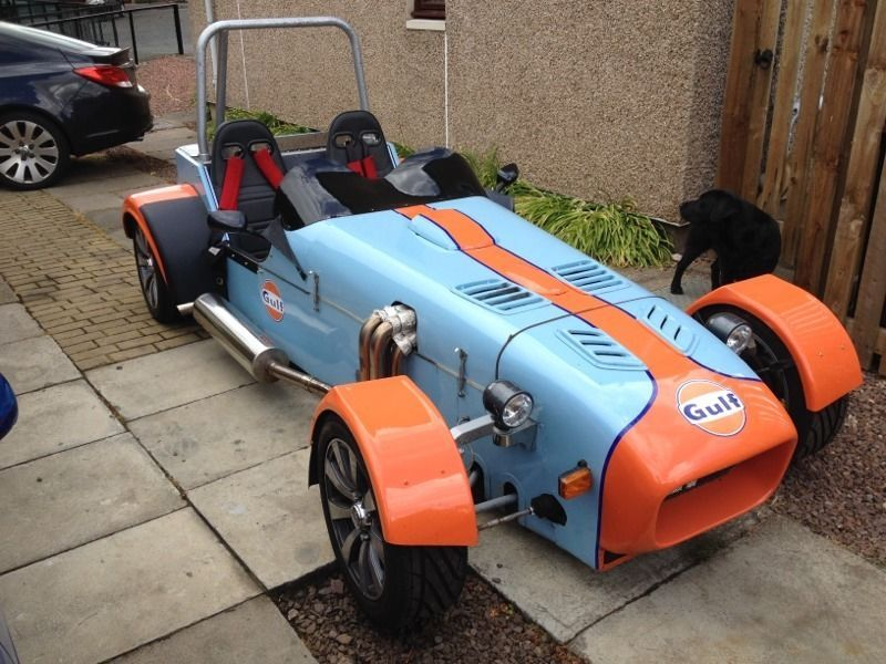 Kit Car Swap Or On Gumtree Formula 27 Mot And Taxed Ready To Play 2ltr Pinto Twin 45s Tuned Head Fast Road Cam