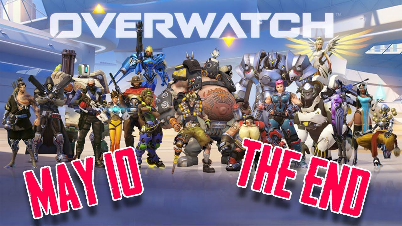 Overwatch Beta May 10th FINAL DAY ( Gameplay