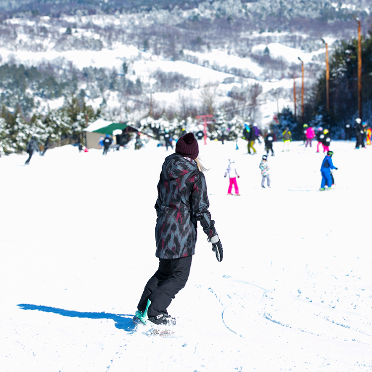 Ski And Snowboard In The Poconos This Winter At Blue Mountain