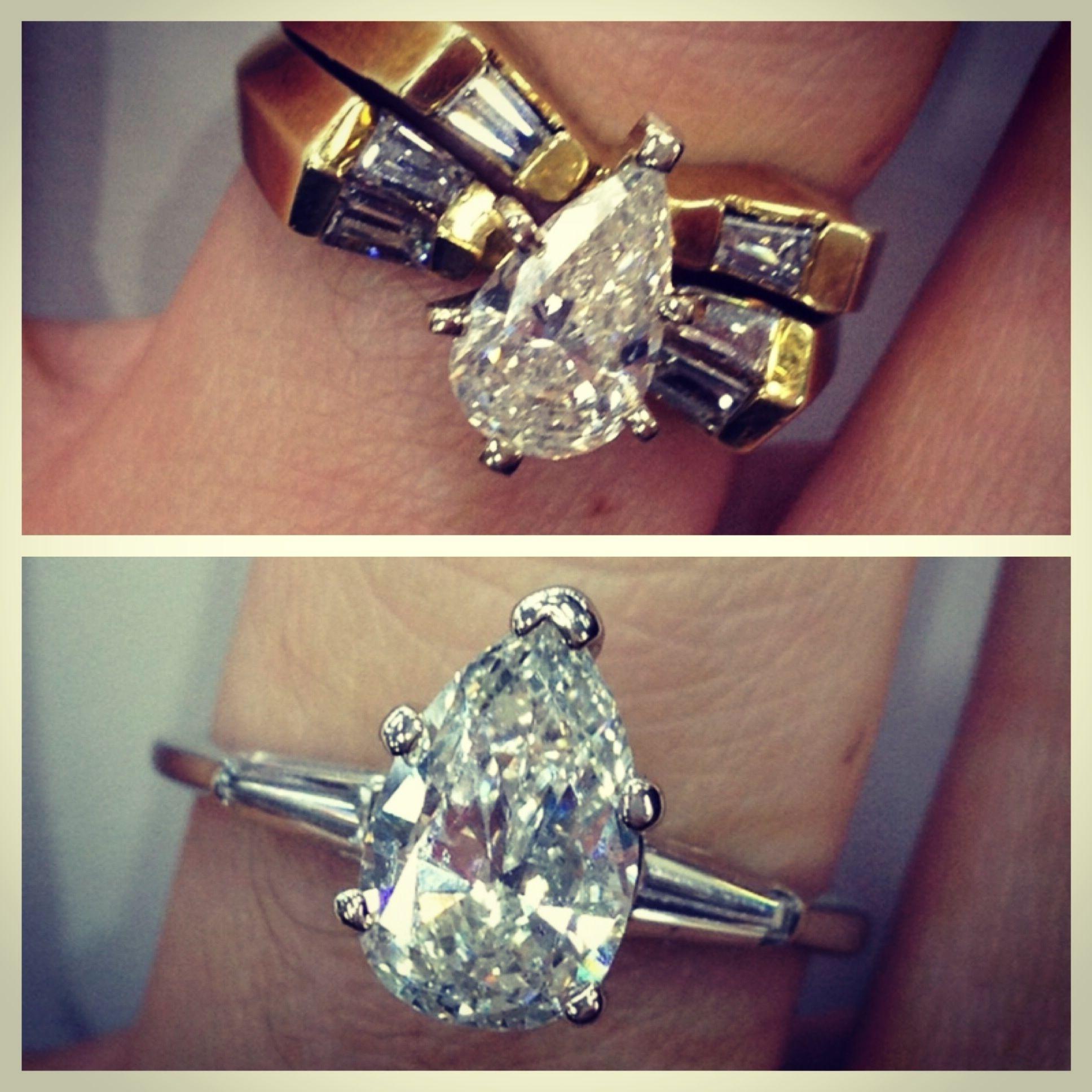 Upgrading Engagement Ring Ireland Ring Pinterest Ireland