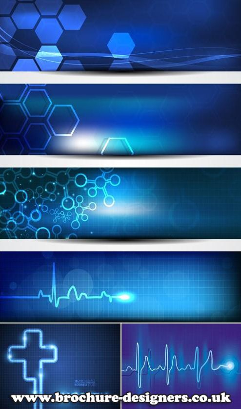medical background images suitable for science brochure