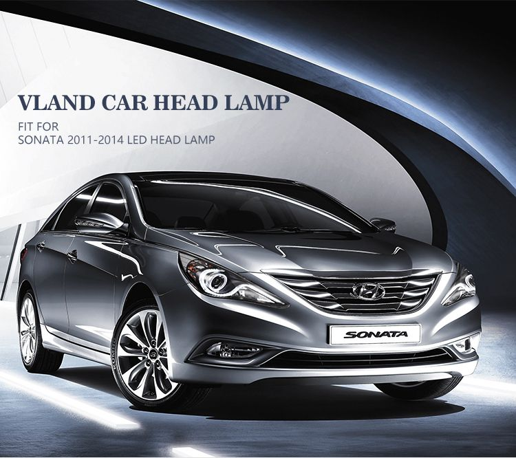 Vland Manufacturing And Whole 8th Led Headlights 2017 Up Sonata Headlight This Item Is Ledheadlight Fnished Product Maps