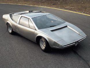 Alfa Romeo Iguana 1969 Classics Pinterest Classic Sports Cars