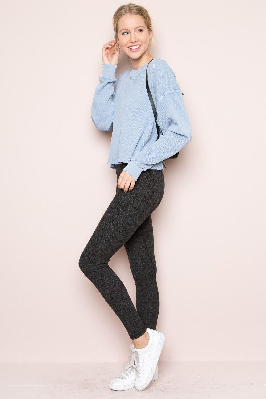 78fcd24483589 Laila Thermal Top - Just In | b r a n d y in 2019 | Outfits, Brandy ...