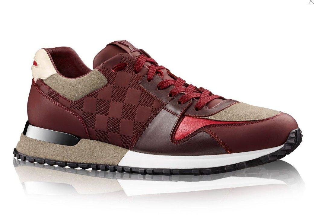 Gunstig Preiswert Louis Vuitton Run Away Sneaker Online Kaufen Point Of Luxury Acessorios Masculinos Sapatos Shoes Calcados