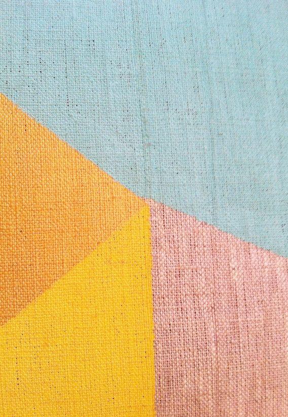 colors | Hall wall | Pinterest | Pastels, Textile prints and Color walls