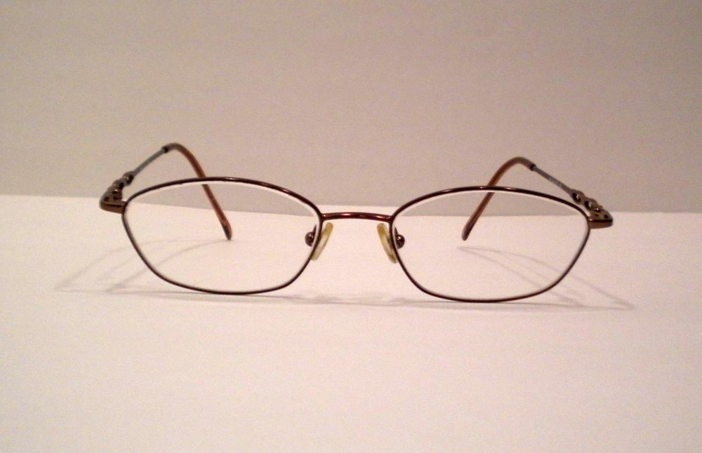 LIZ CLAIBORNE Eyeglasses 242 0FQ7 Antique Copper Brown 51MM Eye ...