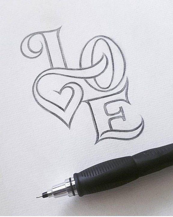 Funny Quotes: Heart Caligraphy #Valentine #Heart #Valentinsday #Girl #love Love #tattoo #tattoos #tattoodesign #tattooideas #tatuajes #tatouages #Tätowierungen