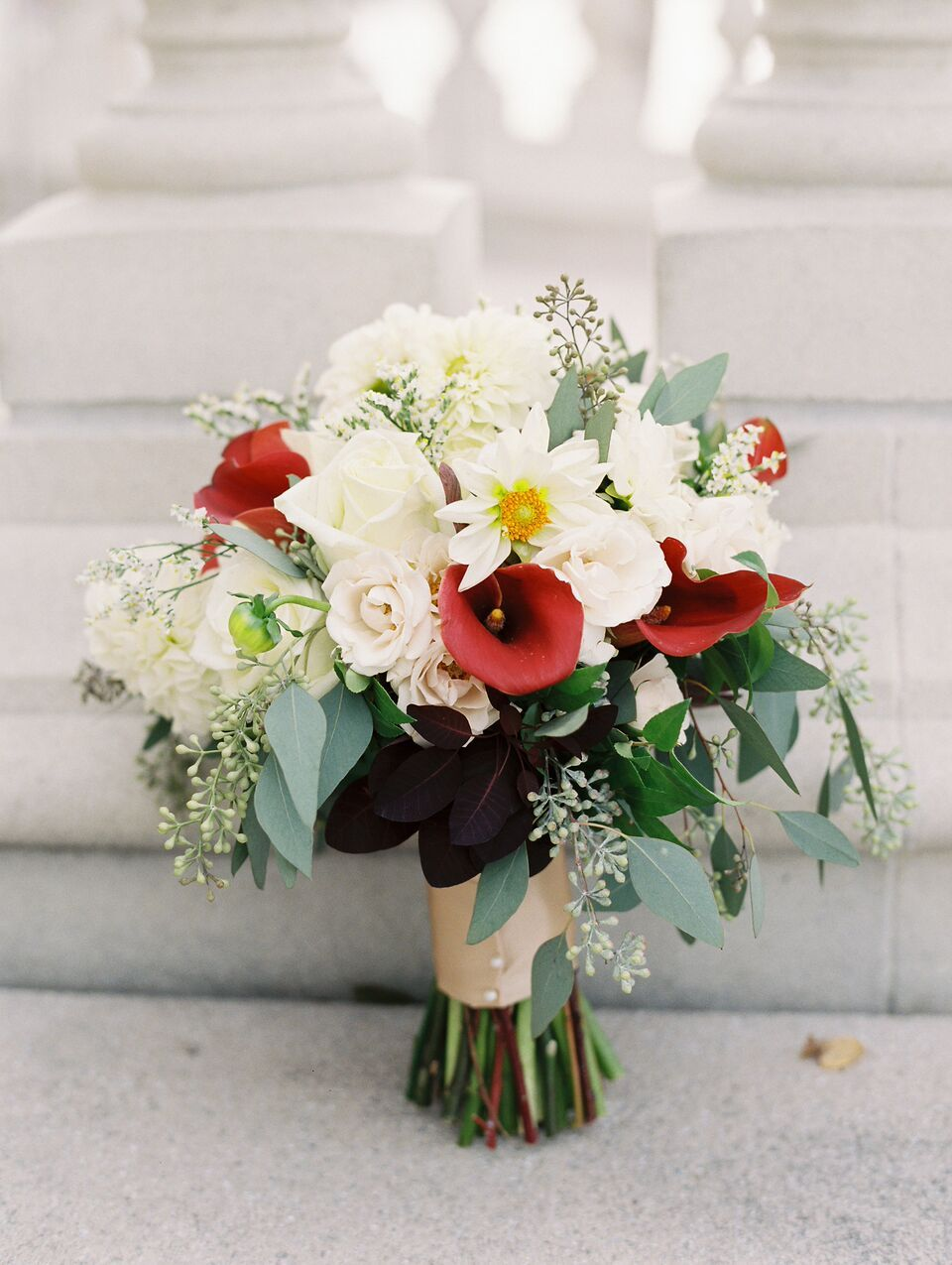 Flowers by sisters floral design studio sistersflowers image flowers by sisters floral design studio sistersflowers image by clary pfeiffer merlot bridesmaid bouquetsbridal izmirmasajfo Choice Image