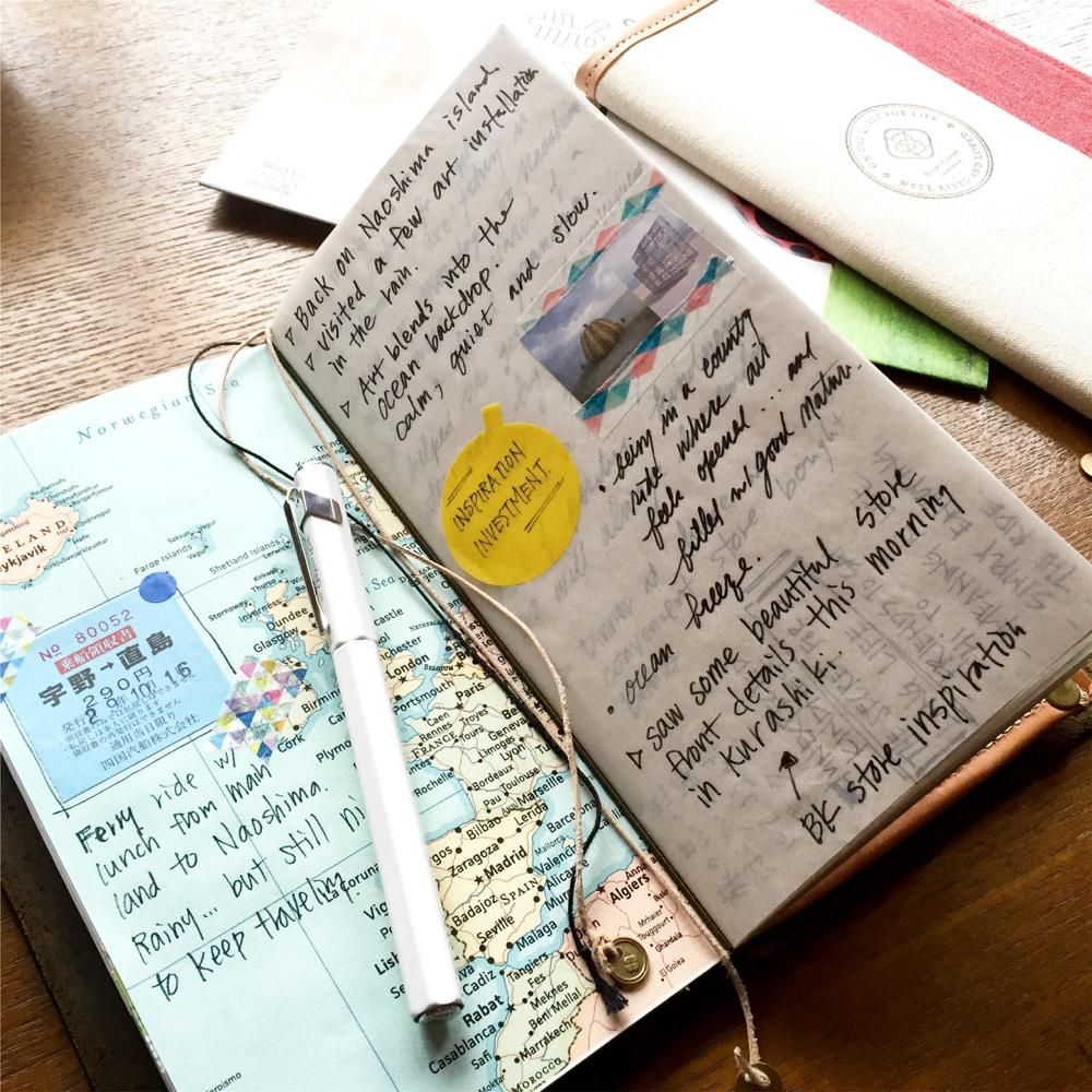 Baum-kuchen Notebook] Not All Those Who Wander are Lost | Kuchen ...