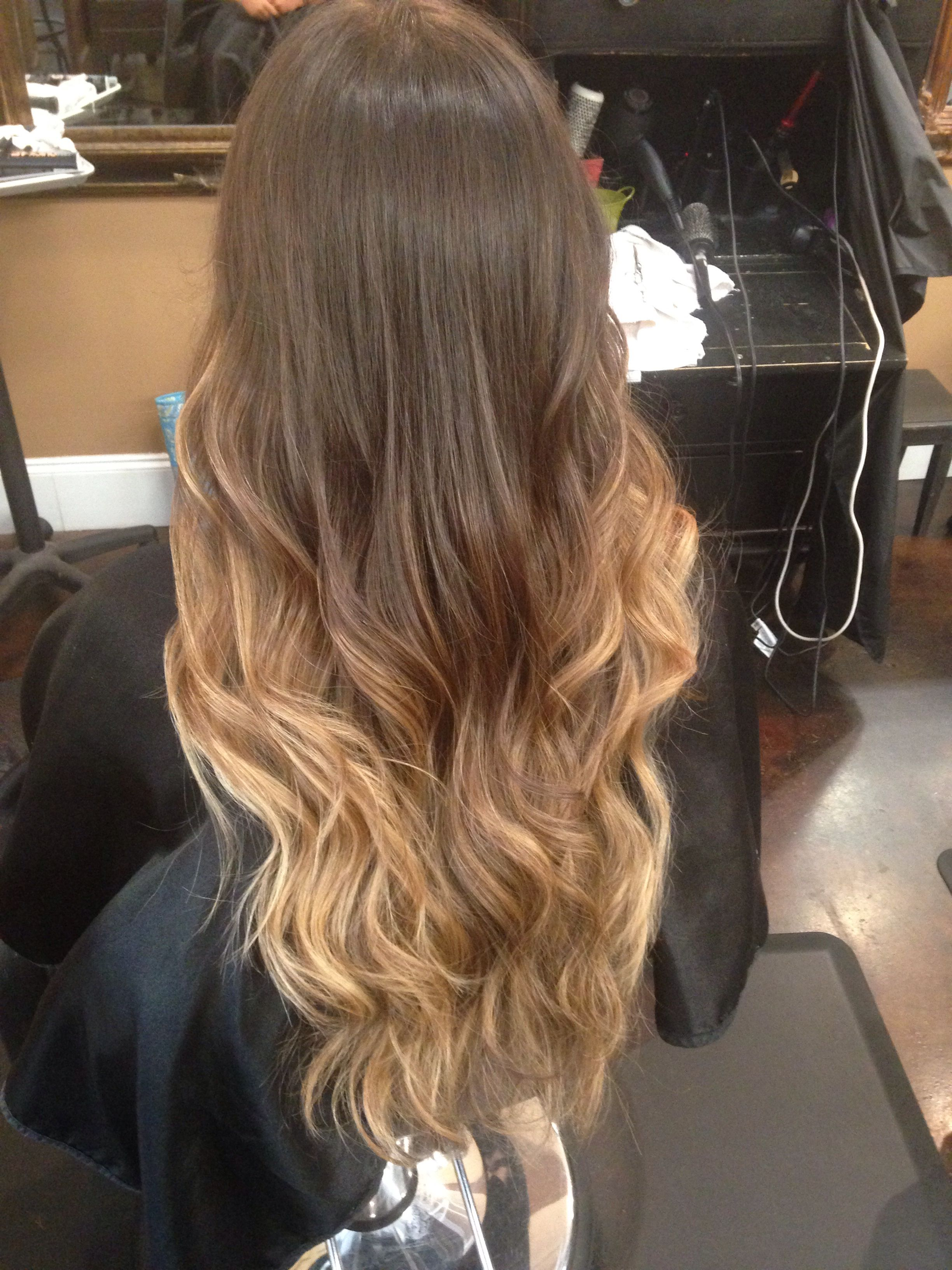 Jessie James decker ombré hair, Beautiful hair