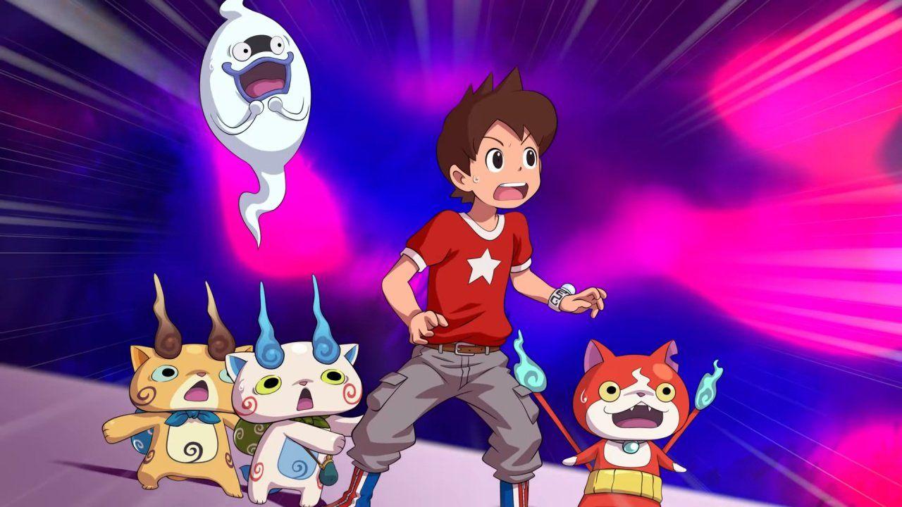 Pin by OneMan Indie on Yokai watch Anime expo, Kai