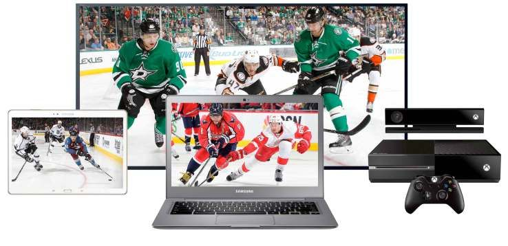 NHL's streaming season kicks off with new Apple TV and