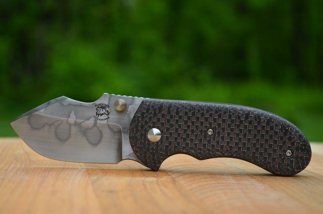 chubby knife Burchtree