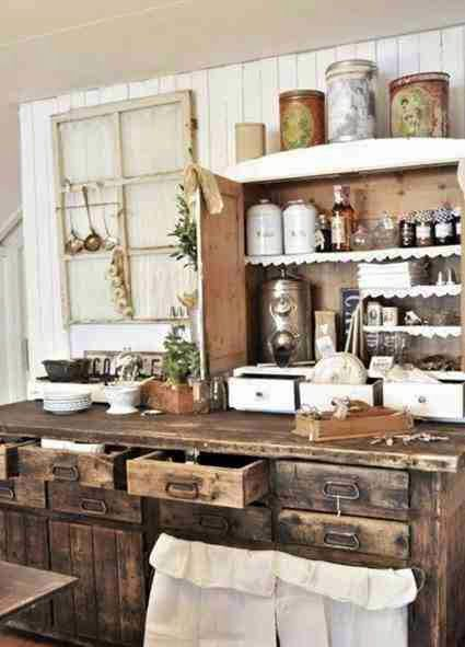 Rustykalna Kuchnia Country Kitchen Designs Rustic Kitchen Country Cottage Kitchen