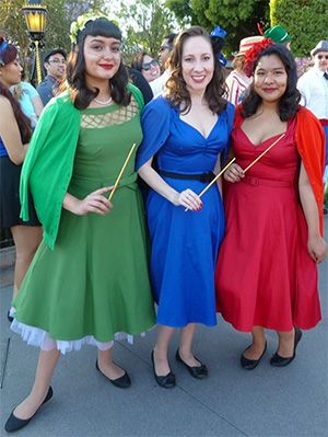 think outside the princess box with these creative disney costumes