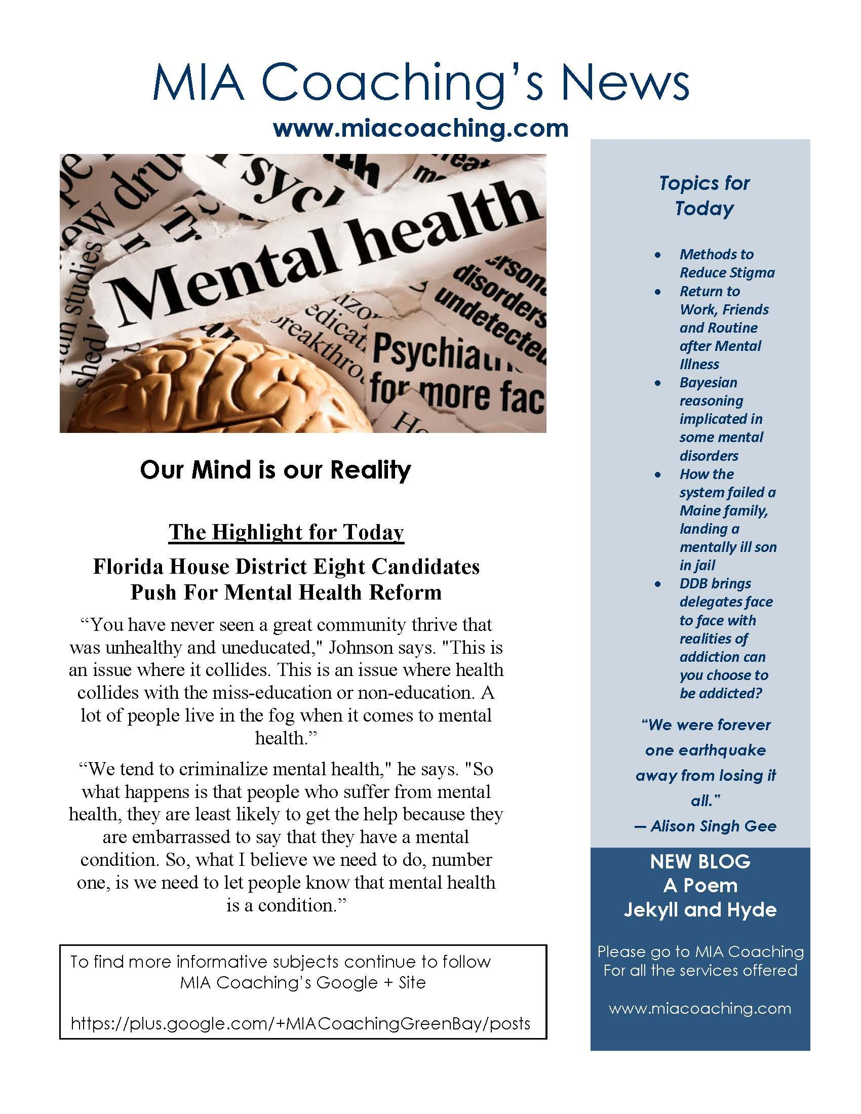 Pin on News about Mental Illness on G + Articles at https