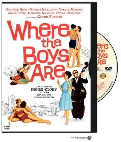 Where the Boys Are (1960) Poster