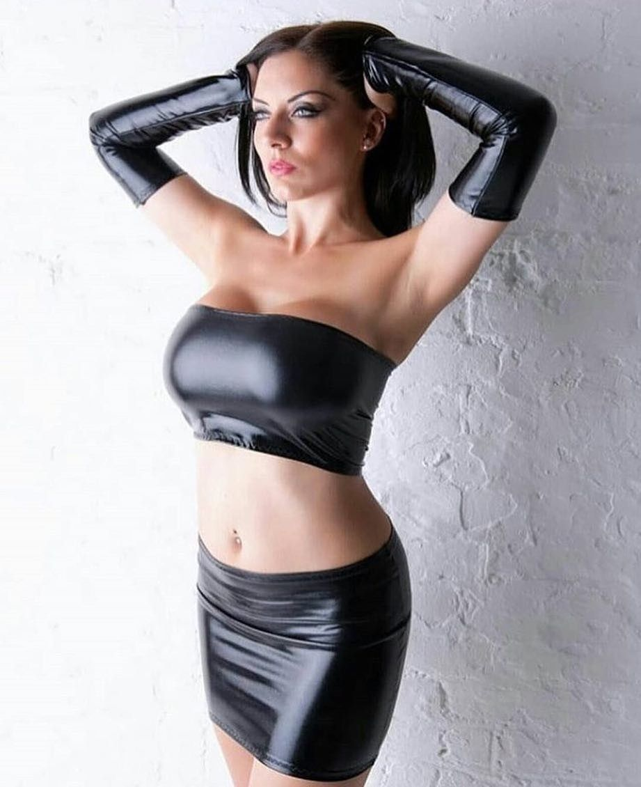 Are absolutely sexy leather and latex charming answer
