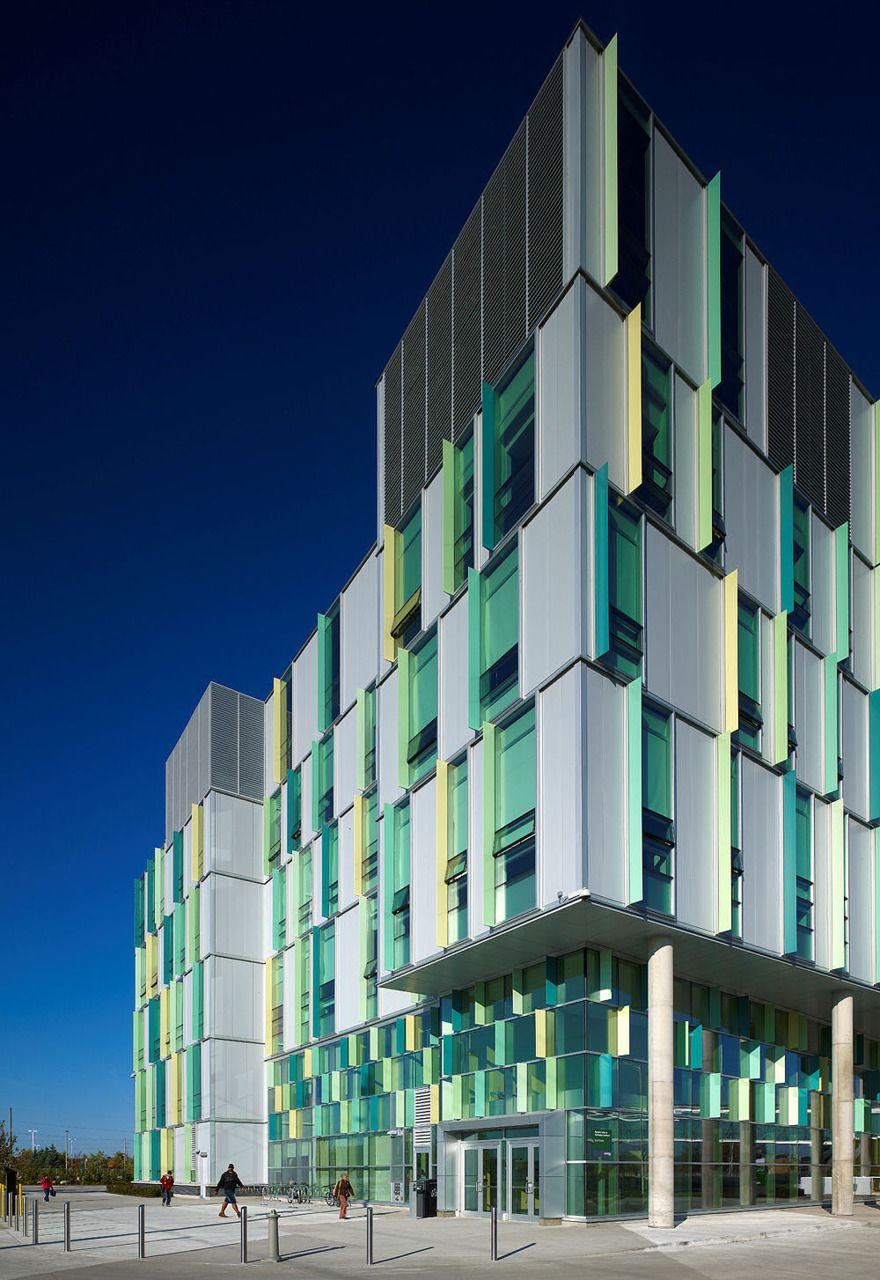 Diamond and Schmitt Architects l Algonquin Centre for