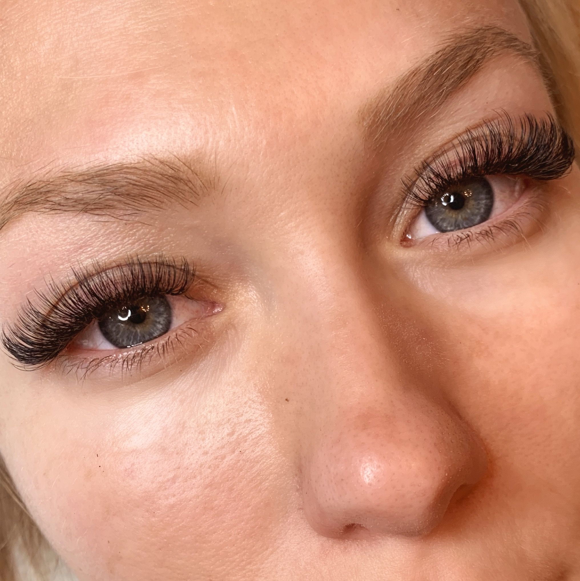 Extra dramatic volume lashes, d curl #EyeLashesNatural in ...