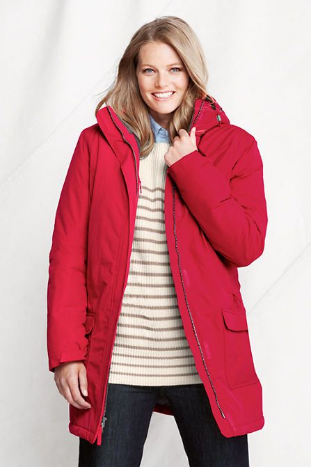 97913d8d72 Plus Size Women · Women s Insulated Squall Parka from Lands  End