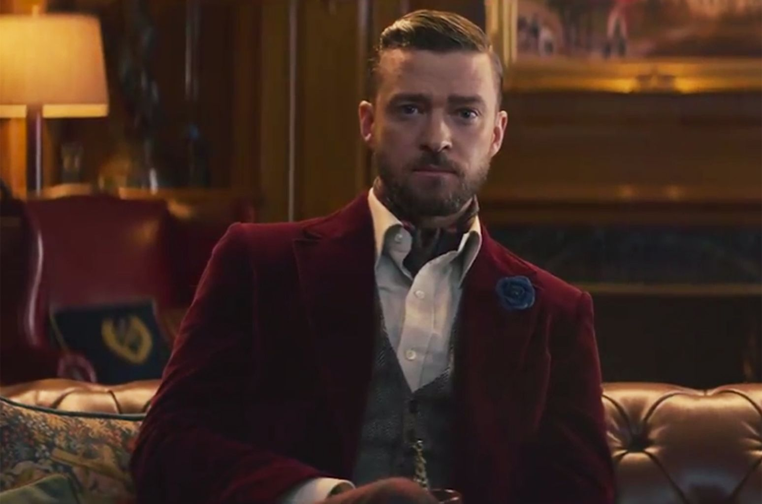 """Earlier this week, Justin Timberlake asked a simple question: """"What are you doing this weekend?"""" The question accompanied a very brief teaser for his upcoming Bai commercial spot, which will air at the best and most desired time of all, during the Super Bowl."""
