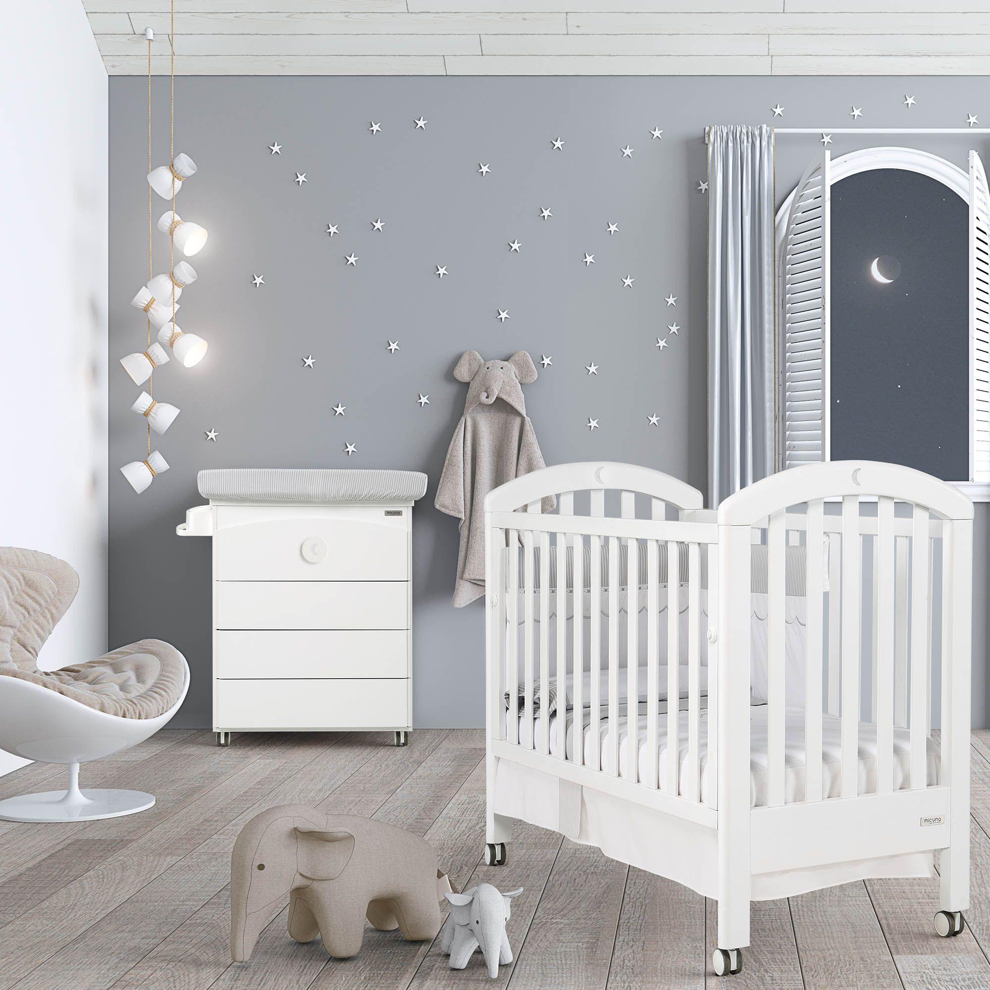 cuna WHITE MOON | Nursery | Pinterest | Muebles infantiles y Infantiles