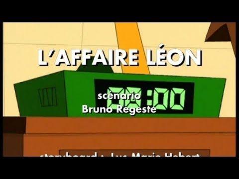13 min 7 - Les Zooriginaux - L'Affaire Léon