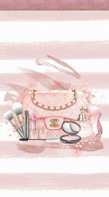 Makeup Wallpaper Iphone Chanel 63+ Ideas
