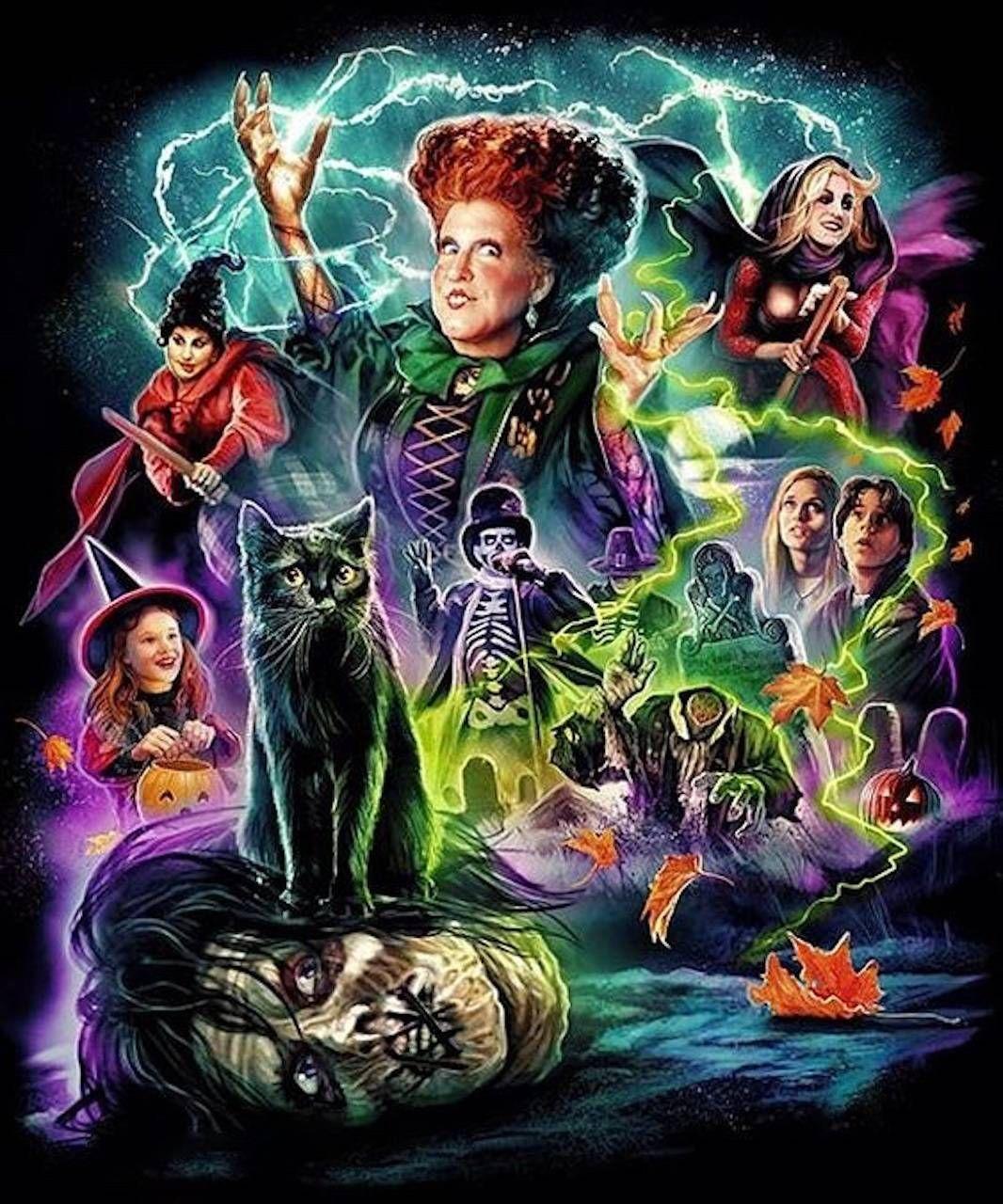 Download Hocus Pocus Wallpaper By Marimar94 24 Free On Zedge Now Browse Millions Of Popular Ha Halloween Pictures Halloween Hocus Pocus Hocus Pocus Movie