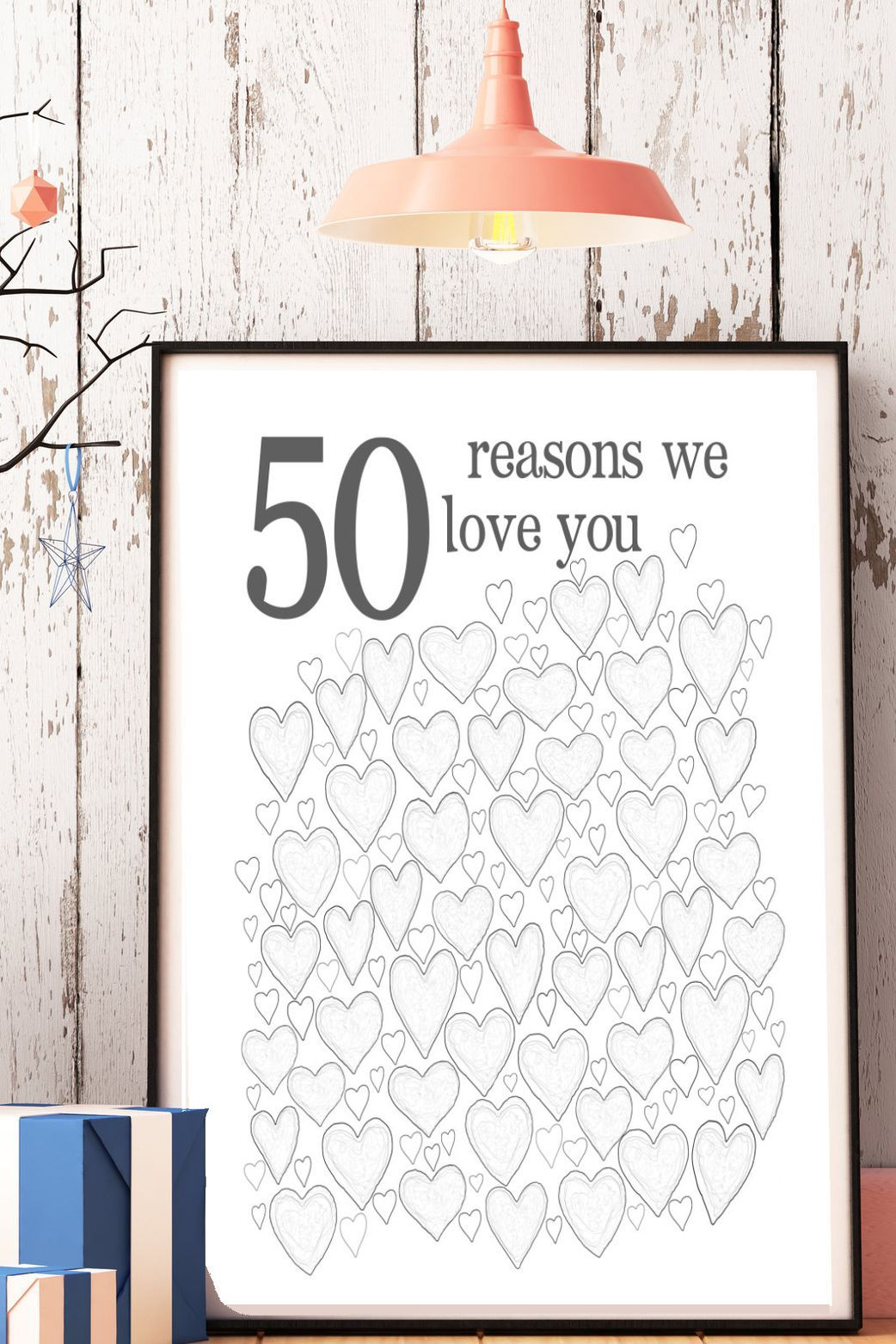 12 50th Birthday Party Ideas for When You've Turned 49 Too Many Times #moms50thbirthday