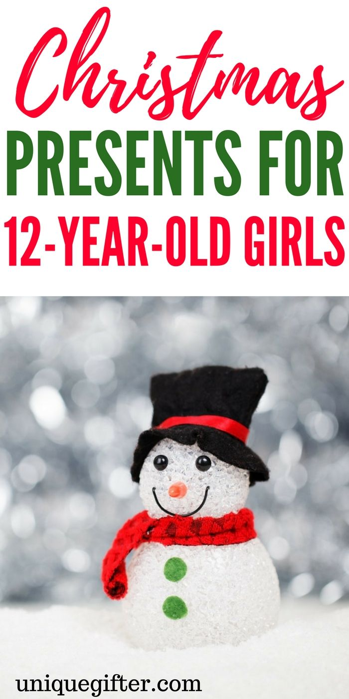 Christmas Presents for 12 Year Old Girls | christmas | Pinterest ...