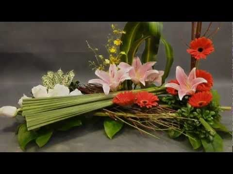 home decor silk floral arrangement floral decor tropical.htm floral design by gordon lee   flower arrangement  with images  floral design by gordon lee   flower