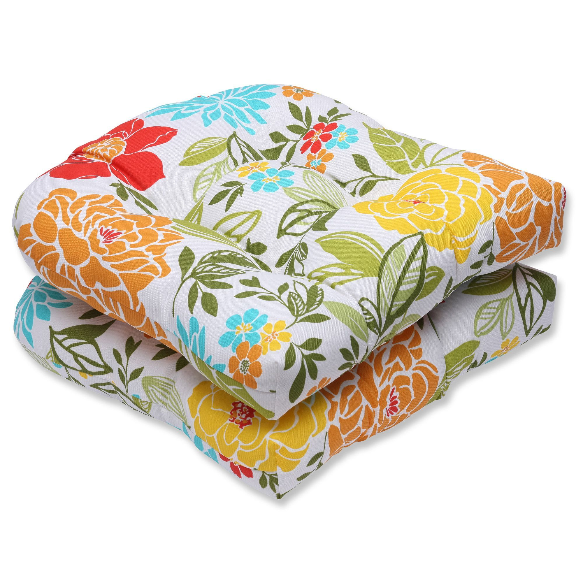 Spring bling indooroutdoor dining chair cushion products
