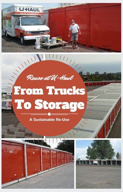 U haul rental storage