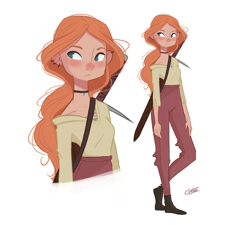 Character Design Drawing Challenge : Character design parti i on behance