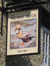 The Muddy Duck - Hethe - Oxon