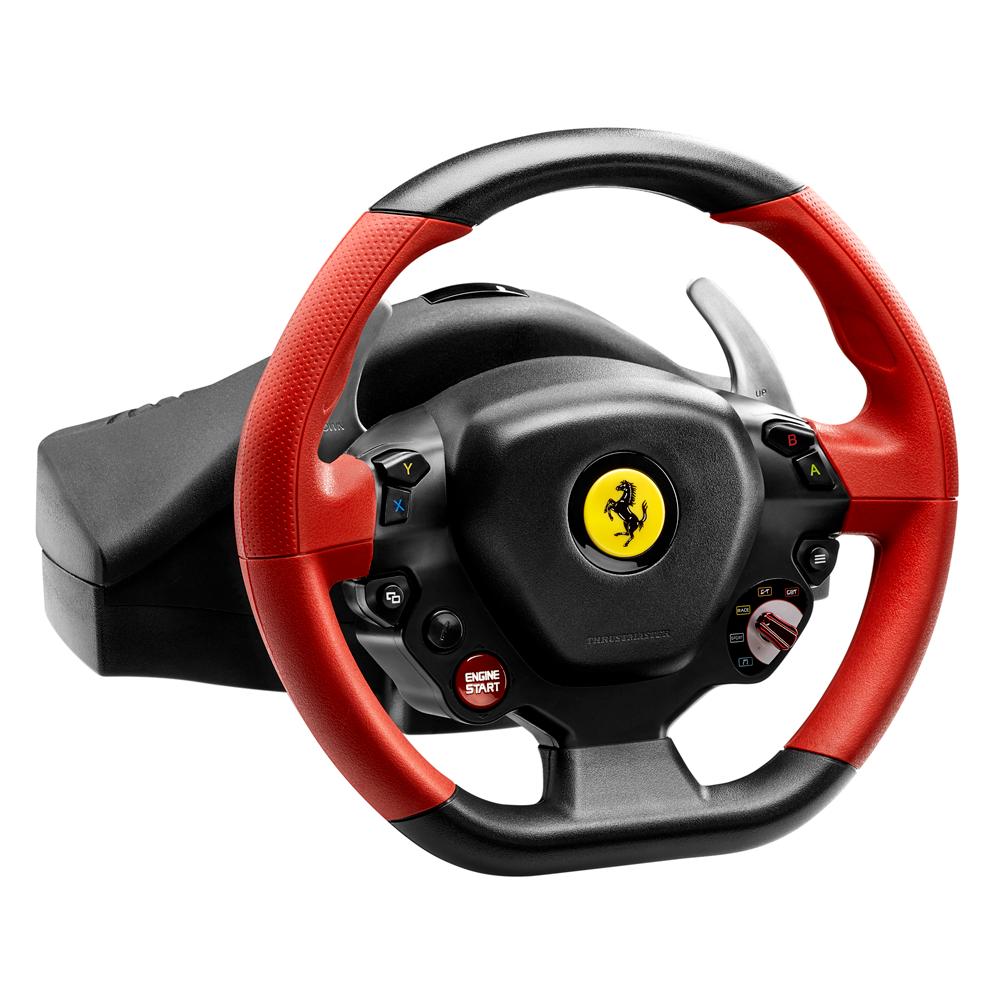 Thrustmaster Xbox One Ferrari 458 Spider Racing Wheel 4460105 Walmart Com Ferrari 458 Racing Wheel Ferrari