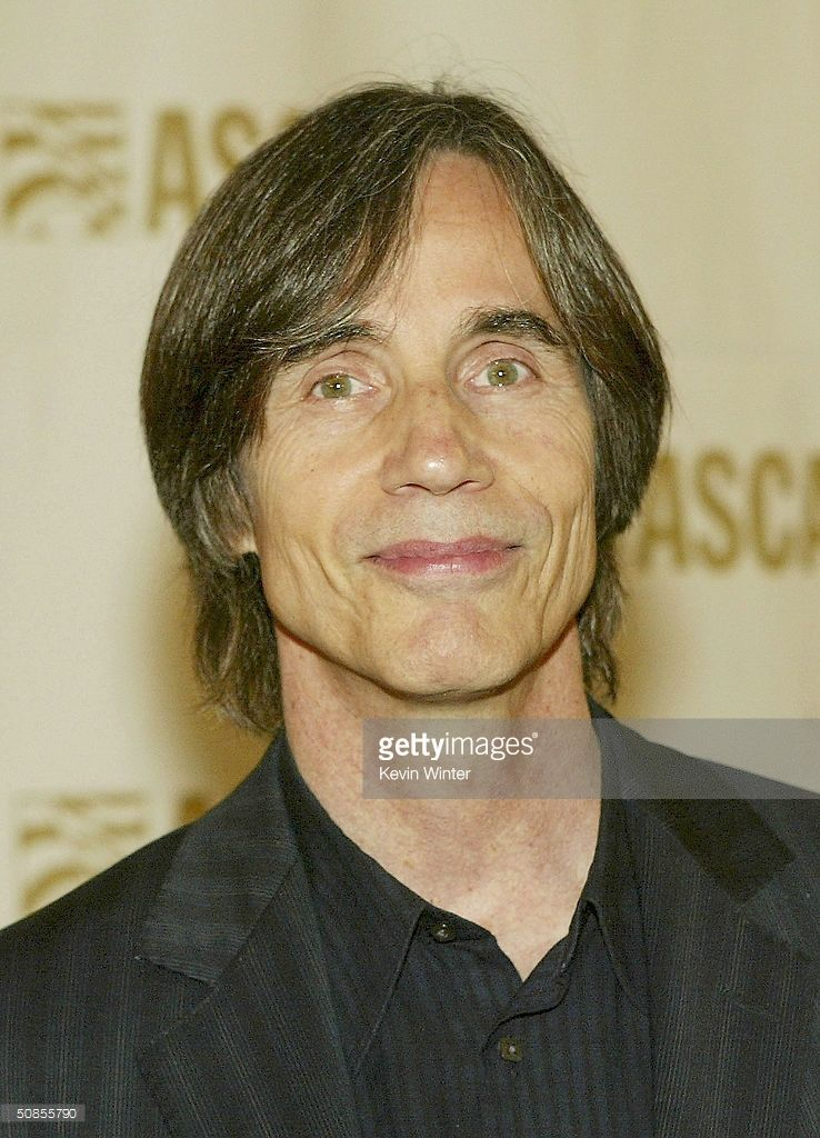Musician Jackson Browne arrives at the 21st Annual ASCAP Pop Music Awards at the Beverly Hilton Hotel on May 18, 2004 in Beverly Hills, California.