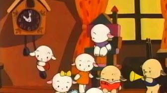 Videocuentos: CAPERUCITA ROJA (Nippon Animation, 1987) - YouTube